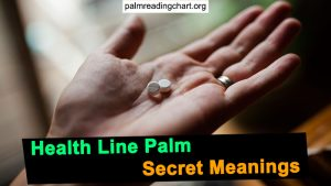 Health Line Palm Secret Meanings: How is Your Condition?